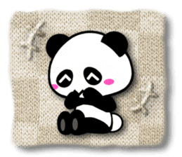 Soft Panda 2(English) sticker #5165966