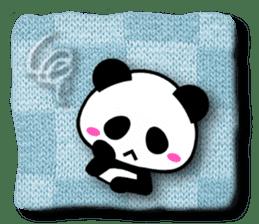 Soft Panda 2(English) sticker #5165967