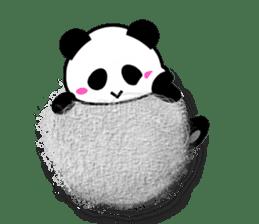Soft Panda 2(English) sticker #5165969
