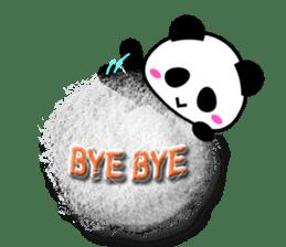Soft Panda 2(English) sticker #5165970