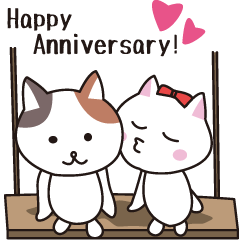 Happy Anniversary! Eng.ver