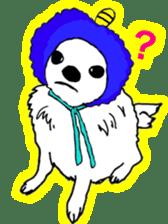 Chihuahua days sticker #5178921