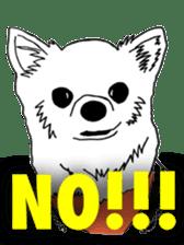 Chihuahua days sticker #5178926