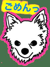 Chihuahua days sticker #5178927