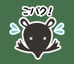 Funny Animal Faces Sticker sticker #5181520