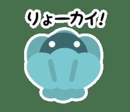 Funny Animal Faces Sticker sticker #5181529