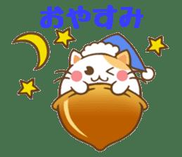 CatAcorn sticker #5184834