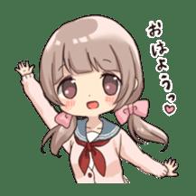 Usagikei kanojo sticker sticker #5189572