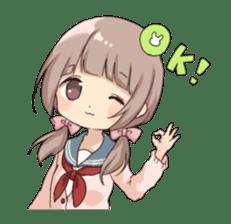Usagikei kanojo sticker sticker #5189580