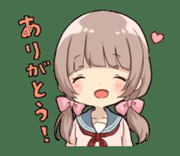 Usagikei kanojo sticker sticker #5189581