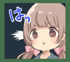 Usagikei kanojo sticker sticker #5189582