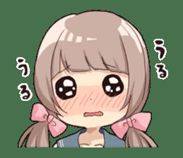 Usagikei kanojo sticker sticker #5189583