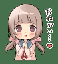 Usagikei kanojo sticker sticker #5189586