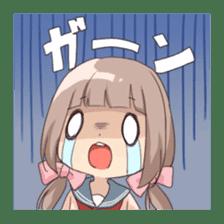 Usagikei kanojo sticker sticker #5189587