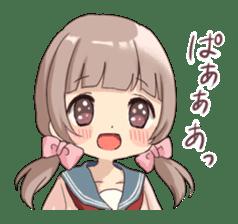 Usagikei kanojo sticker sticker #5189591