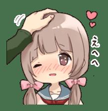 Usagikei kanojo sticker sticker #5189601