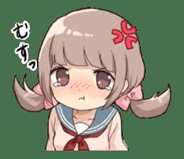 Usagikei kanojo sticker sticker #5189606