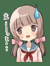 Usagikei kanojo sticker sticker #5189608
