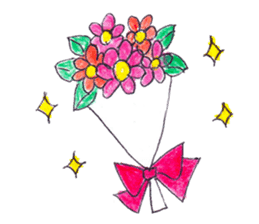 Celebrate all the events with chicks. sticker #5192467