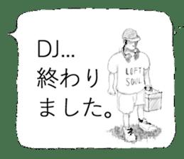 DJ & CLUB FAMILY sticker #5193832