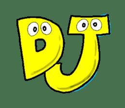 DJ & CLUB FAMILY sticker #5193836