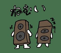 DJ & CLUB FAMILY sticker #5193838