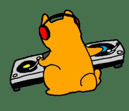 DJ & CLUB FAMILY sticker #5193844