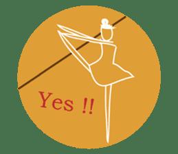 -Ballerina- sticker #5195852