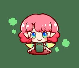 Girl fairy(English version) sticker #5197248