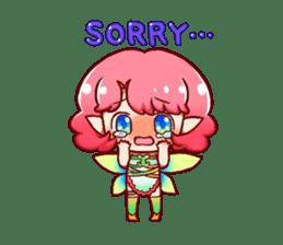 Girl fairy(English version) sticker #5197249