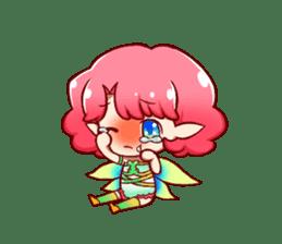 Girl fairy(English version) sticker #5197252