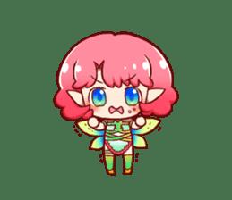 Girl fairy(English version) sticker #5197253