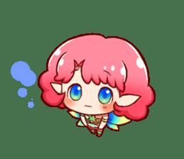 Girl fairy(English version) sticker #5197254