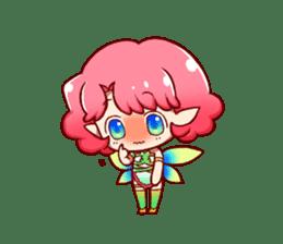 Girl fairy(English version) sticker #5197255