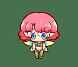 Girl fairy(English version) sticker #5197264