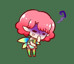 Girl fairy(English version) sticker #5197265