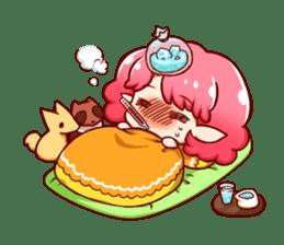 Girl fairy(English version) sticker #5197266
