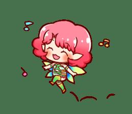 Girl fairy(English version) sticker #5197273