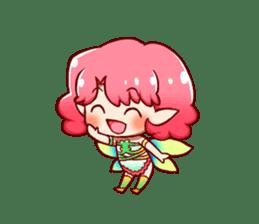 Girl fairy(English version) sticker #5197278