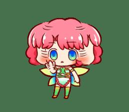 Girl fairy(English version) sticker #5197280