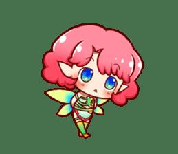Girl fairy(English version) sticker #5197282