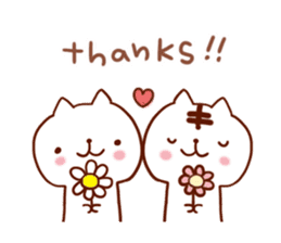 Heartwarming words sticker #5198404