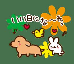 Heartwarming words sticker #5198410