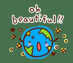 Heartwarming words sticker #5198414
