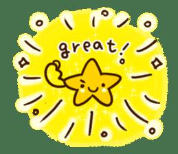 Heartwarming words sticker #5198415