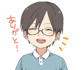 Younger brother sticker #5203634