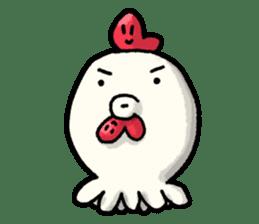 Niwatako and Nudibranch Bros. sticker #5207180