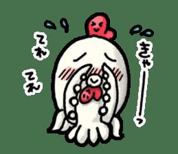 Niwatako and Nudibranch Bros. sticker #5207183