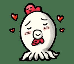 Niwatako and Nudibranch Bros. sticker #5207184