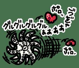 Niwatako and Nudibranch Bros. sticker #5207195